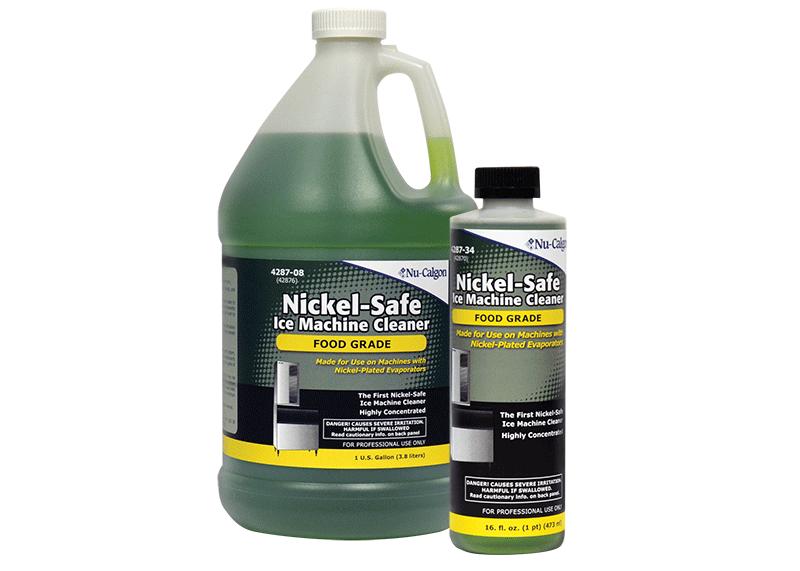 Nickel Safe Ice Machine Cleaner Nu Calgon